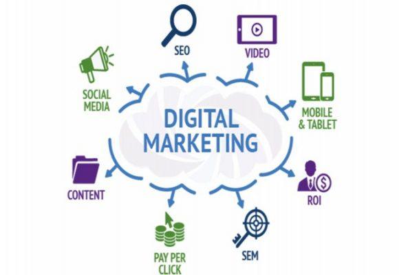 Menunjang Bisnis dengan Digital Marketing